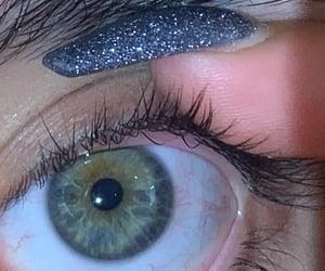 eye, details, and eyelash image