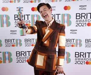 brits and Harry Styles image