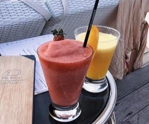 drink and smoothie image