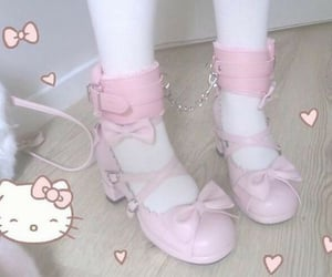pink, pretty, and soft image