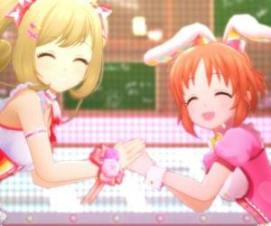 anime, starlight stage, and kawaii image