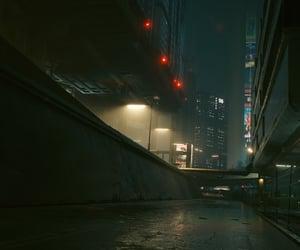 abandoned, asphalt, and buildings image