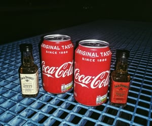 cocacola, fire, and tennessee image