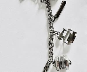 charm bracelet, etsy, and costume jewelry image