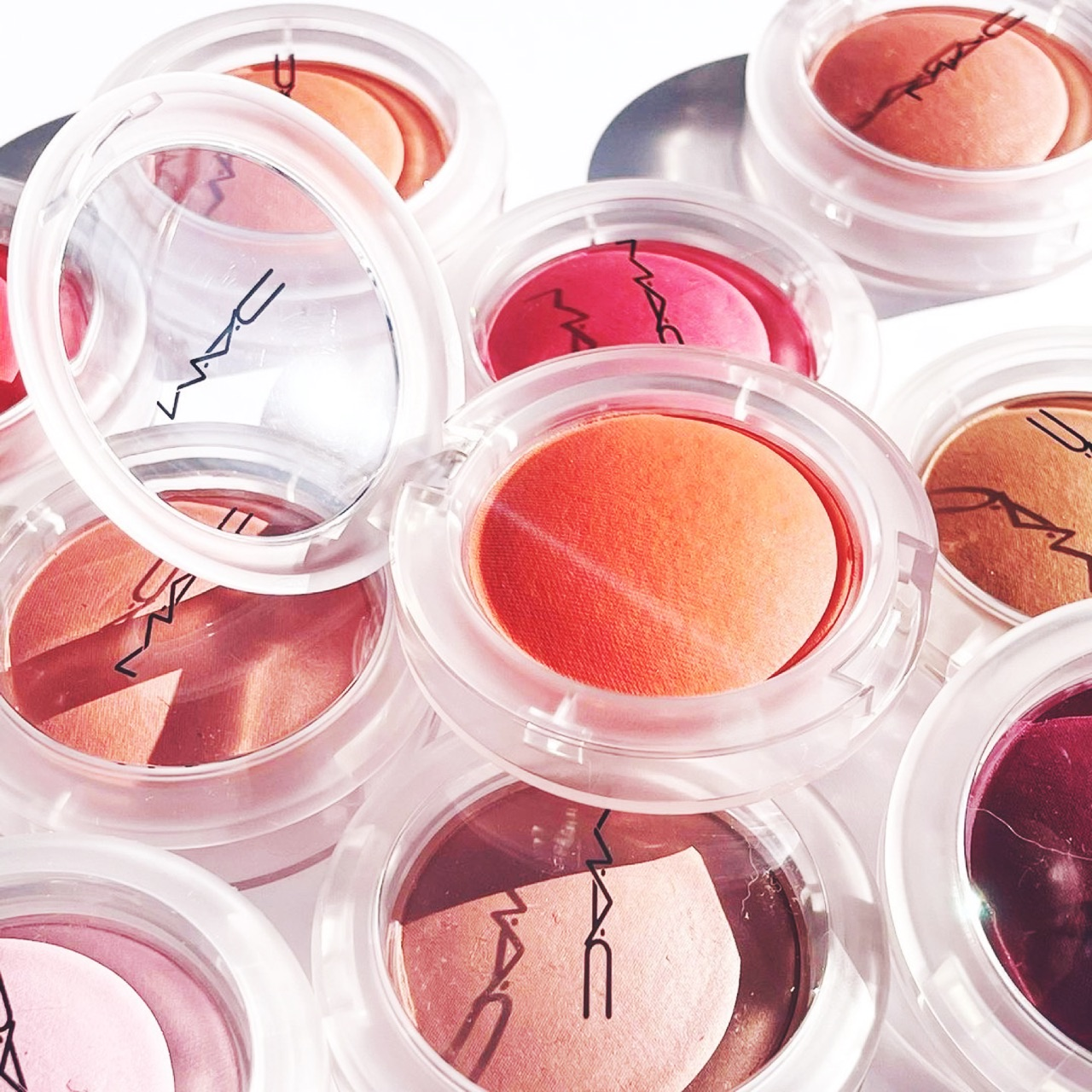 cosmetics, M.A.C, and make up image