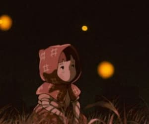 80's, cry, and grave of the fireflies image