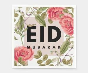 Algeria and eid mubarak image