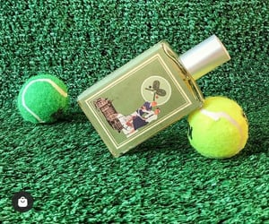 fragrance, tennis, and cologne image