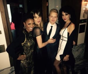 shameless, isidora goreshter, and noel fisher image