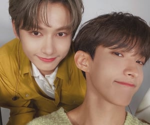 DK, lee seokmin, and dokyeom image