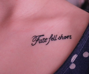 tattoo, fate, and blink 182 image