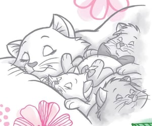 aristocats, background, and disney image