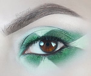 beauty, brown eyes, and inspiration image