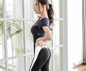 sports bra, activewear, and yoga outfit image