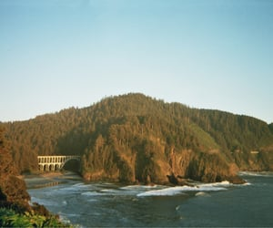 adventure, coast, and mountains image