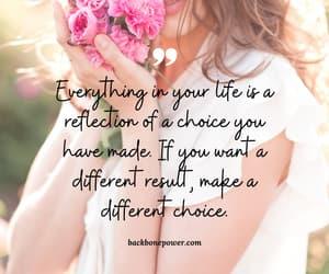 choice and life image