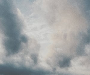 aesthetic, clouds, and dark clouds image