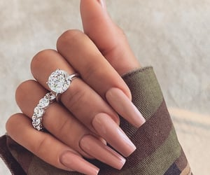 nails, ideas, and style image