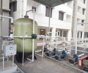 soft water system, electro de ionization, and ultra filtration system image