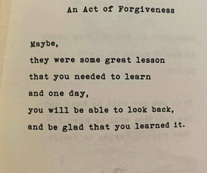 forgiveness, poem, and poet image