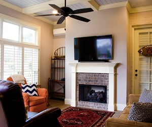 custom homes, home builder, and kitchen remodel image