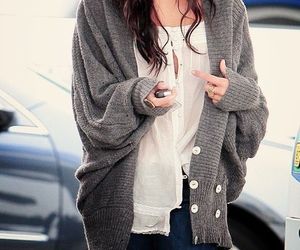 fashion, vanessa hudgens, and sweater image