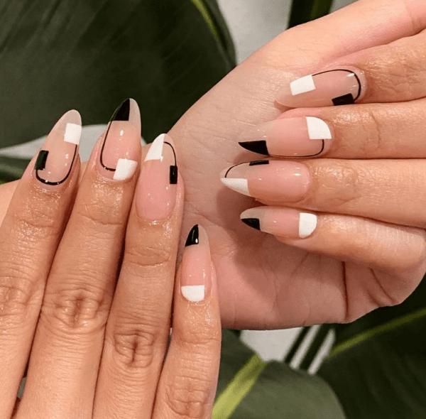 article, fashion, and nail art image