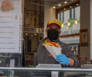 brussels, fries, and frietjes image