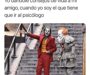 amigos, pennywise, and gracioso image