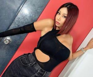 kpop, jessi, and rap image