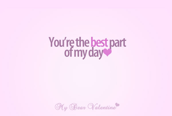 You Are The Best Quotes You are the best | Picture Quotes | Mydearvalentine.com You Are The Best Quotes