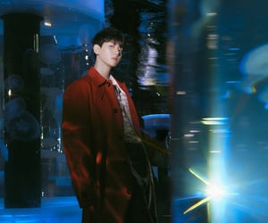 baekhyun, exo, and superm image