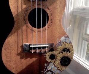 music, guitar, and ukulele image