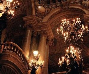 light, paris, and architecture image
