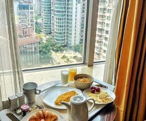 breakfast, luxury, and city image