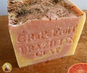 gift, google citrus soap, and organic soap image