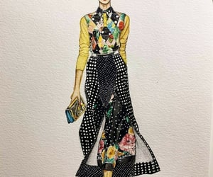 elegancia, fashion, and arte image