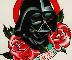 darth vader and no hope image