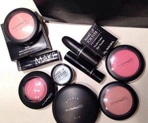 beauty, blush, and lipstick image