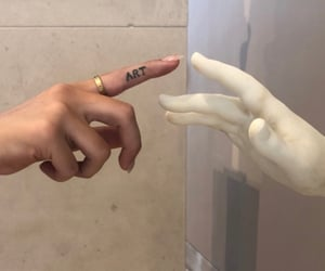 alternative, edgy, and hands image