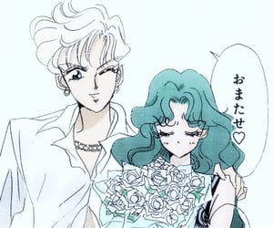 pgsm, pretty guardian sailor moon, and sailor senshi image