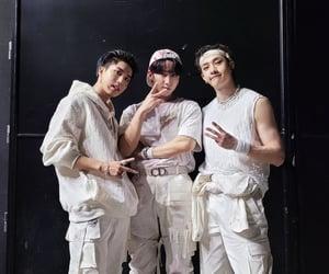changbin, bang chan, and 8 image