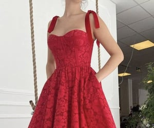 formal wear, women dress, and hoco dress image