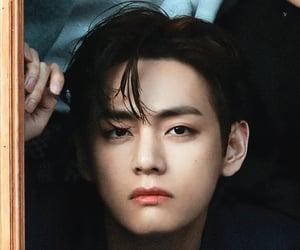 kim, bangtan, and korean image
