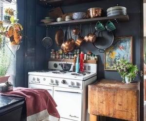 cook, home decor, and interior design image