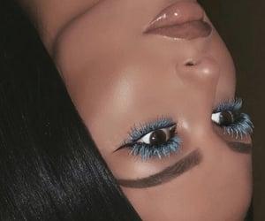 mascara, turquoise, and elena kitic image