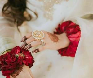 dress, eid mubarak, and glam image