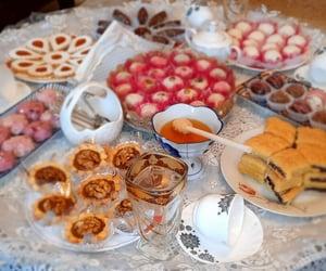 eid mubarak, طبخ جزائري, and عيد الفطر image