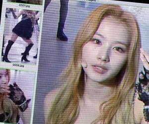 égirl, jeongyeon, and kpop image