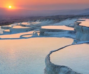 Greece, hot springs, and hierapolis image